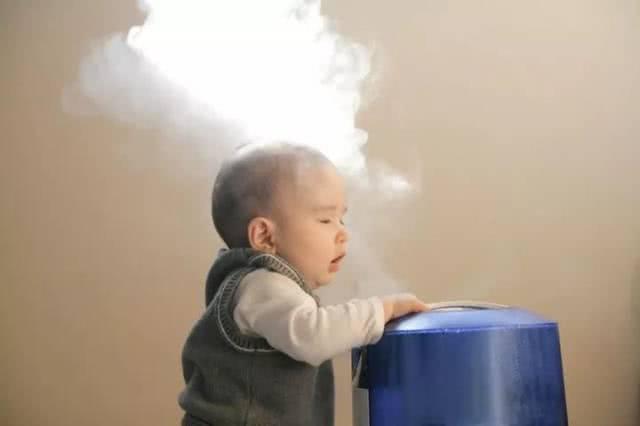 错误使用加湿器会让宝宝生病