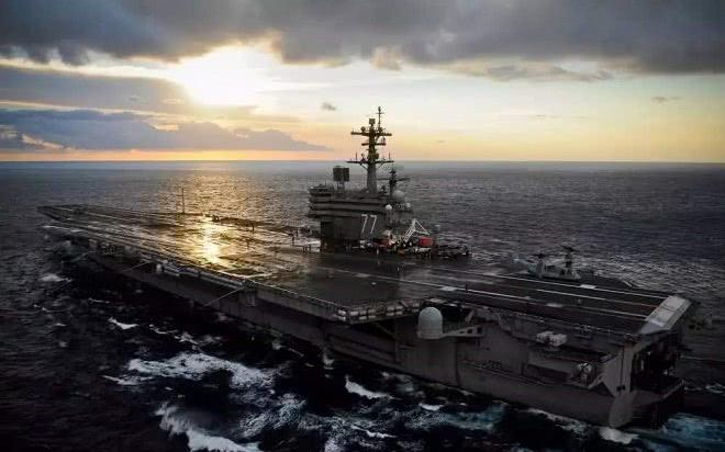 美总统:要建造355艘军舰!专家:要等到2047年才能完成