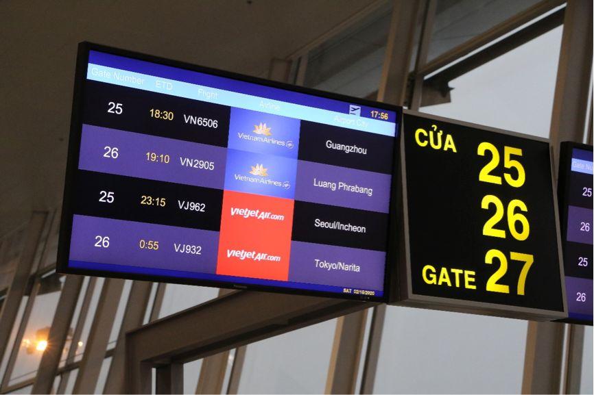 注视越南开通临时航班助中国公民回家