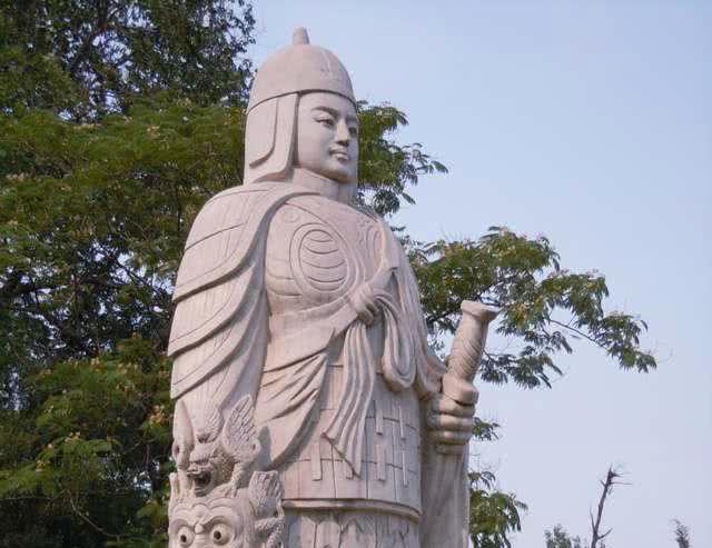 蒙面美男:兰陵王,冰冷的面具下究竟藏着一颗怎么样的心?