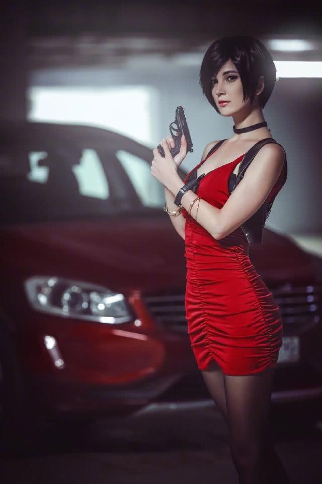 <b>俄罗斯女coser出的艾达王</b>