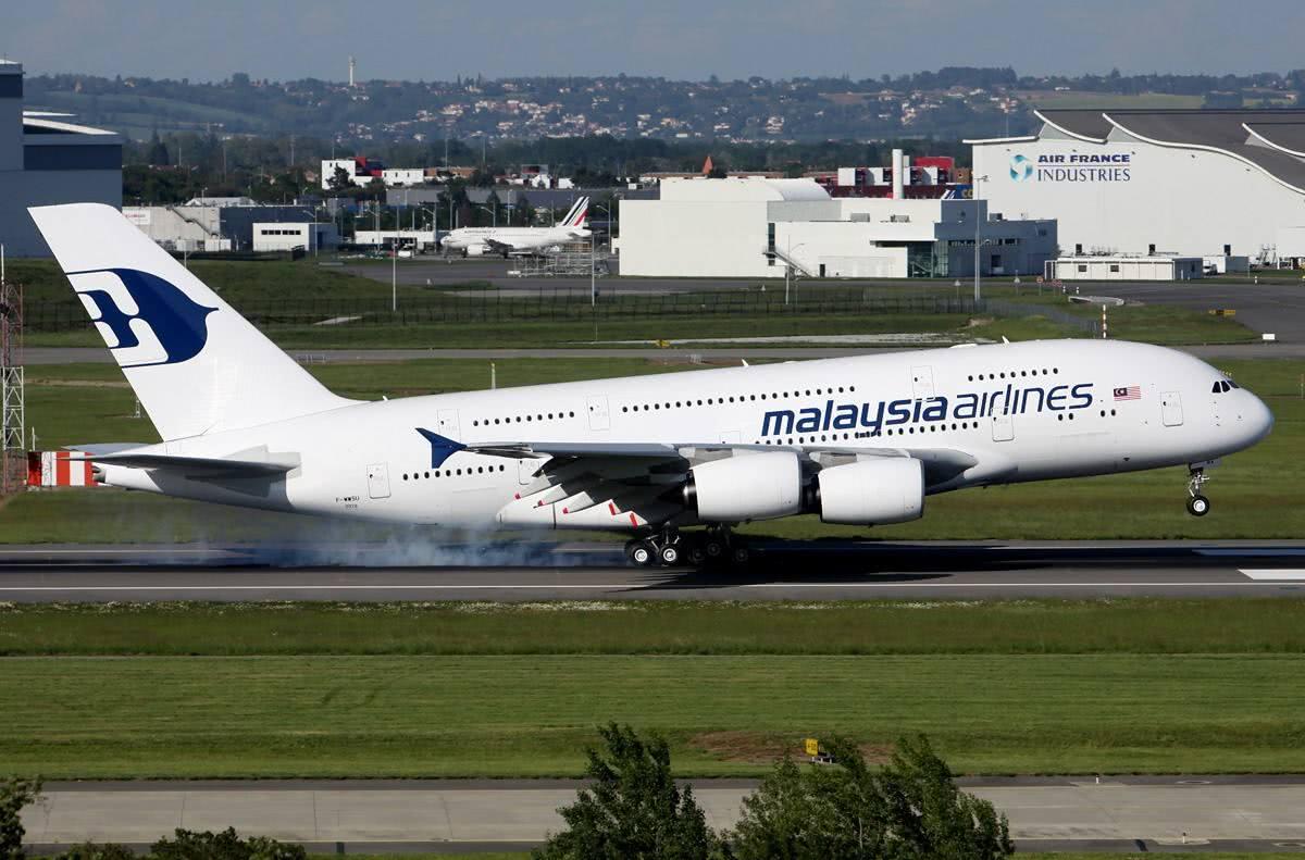 今天9点30分,一架马航客机起飞后突发意外,大兴机场已着手调查