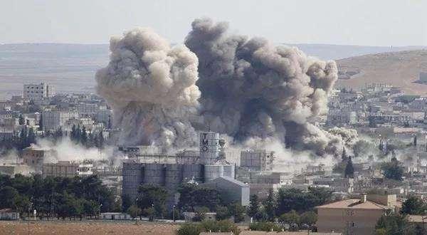 土耳其向叙政府军115个目标炮击,已摧毁3辆坦克,一架直升机