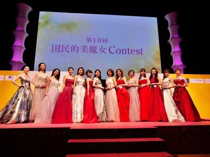 52岁日本主妇荣获选美冠军:为什么这么多人喜欢成熟美