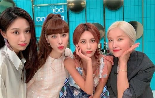 T-ara居丽出演美妆节目《Bar Persona》 展现耀眼夺目的美貌