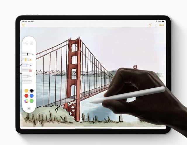 苹果iPad Pro将会升级:5G的A14X处理器+TOF