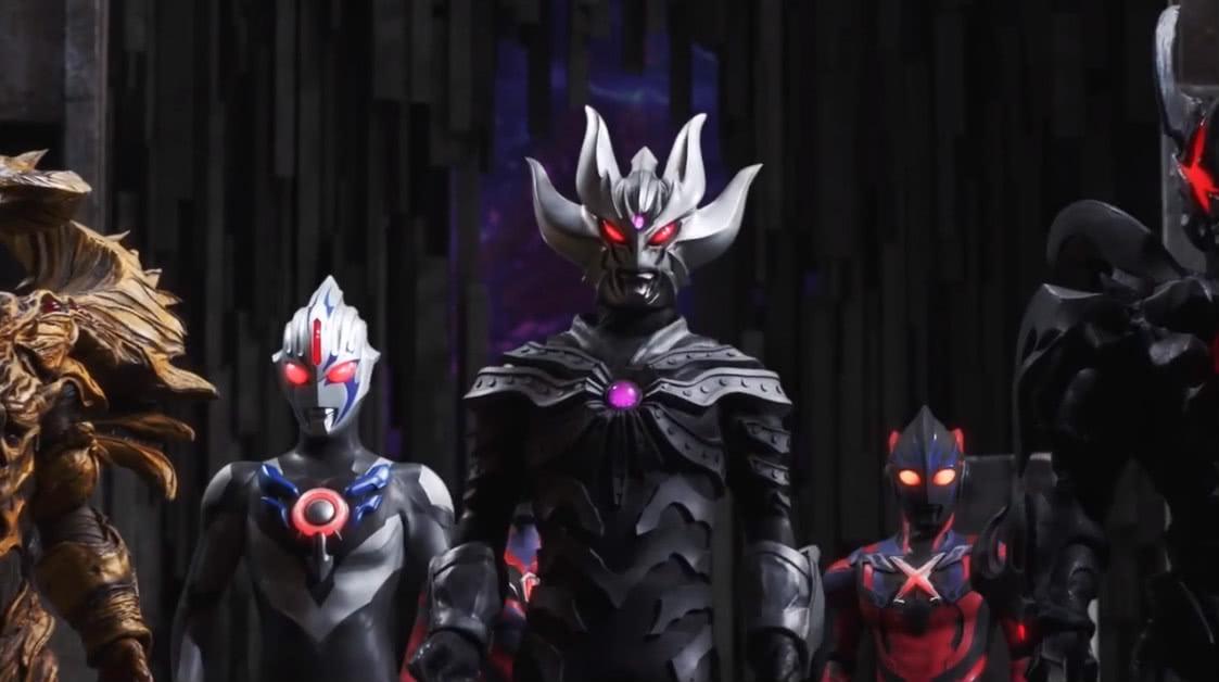 新生代格斗:最后三位奥特曼登场,利布特霸气出镜,黄金赛罗最炫