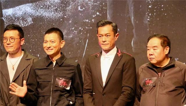 """历时25天,《扫毒2》超越《无双》,成为""""纯港片""""票房冠军"""