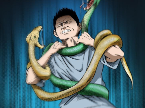 三老爷惊奇手札之《蛇灾》