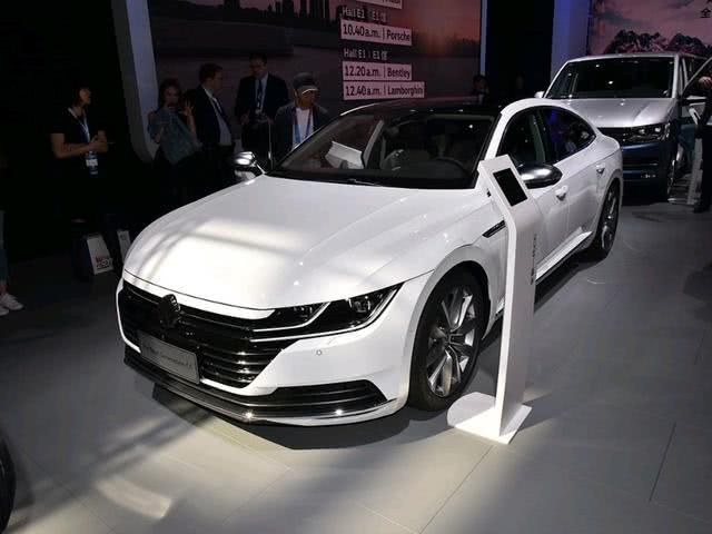 <b>德系最美家轿!全新大众CC登场,无边框车门,仅售20万!</b>