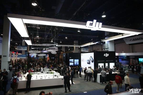 CES2020:DJI大疆各类产品惊艳亮相 空中地面都有货