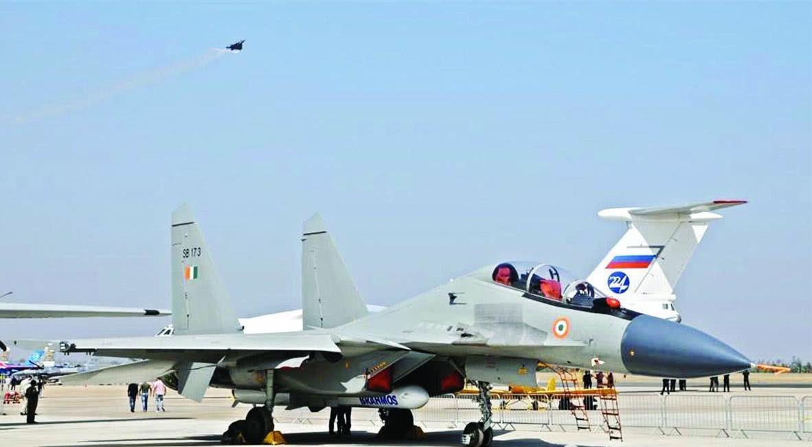 苏30MKI装备重型反舰导弹,印度空军信心爆棚:攻击力亚洲第一