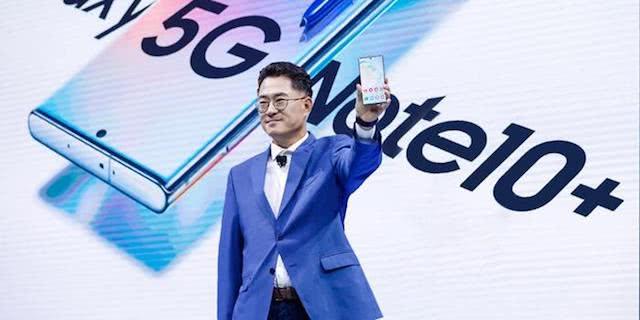 三星欲凭5G手机在中国崛起?梦应该早醒!
