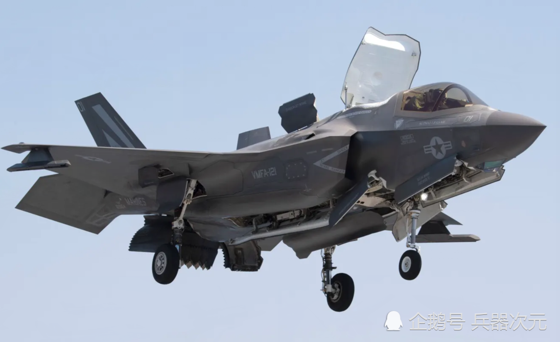 F35再次升级发动机,推力超过20吨,为何速度不如歼10快