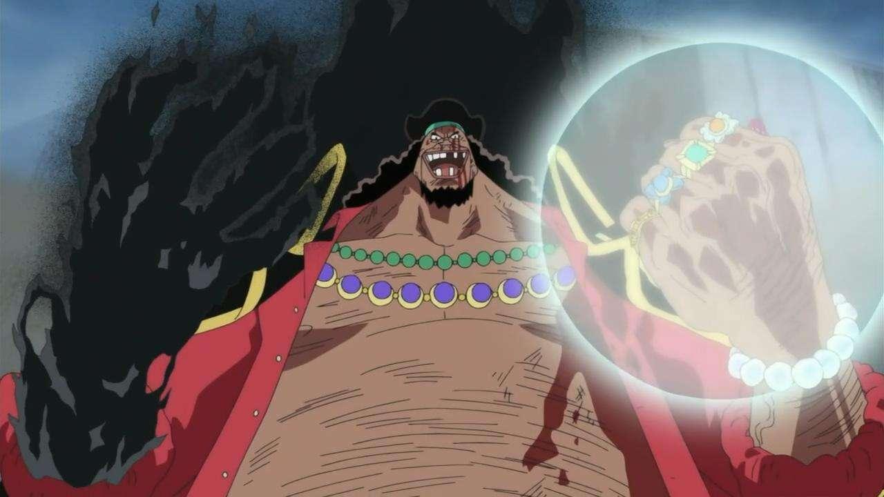 海贼王:黑胡子这些年如此的一帆风顺,肯定是和洛克斯有关