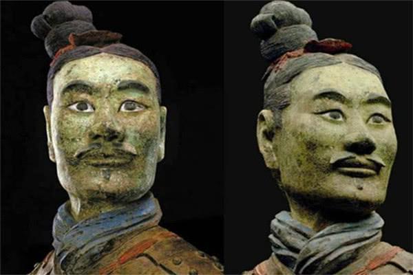 "<b>兵马俑中有一张""脸"",科学家也无法解释,如今禁止出国展览</b>"