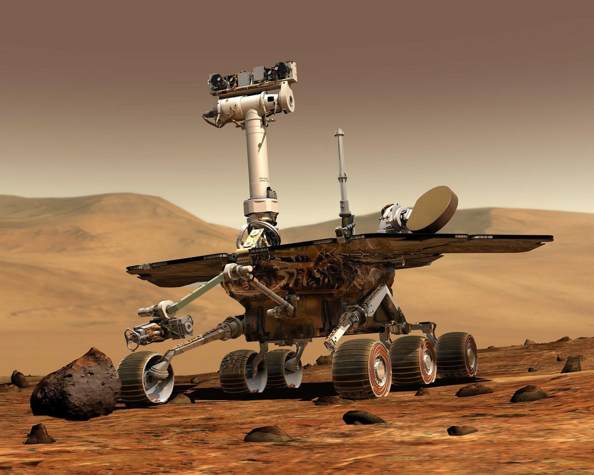 火星上真有生命?风蚀作用产生甲烷已被排除,科学家们兴奋了!
