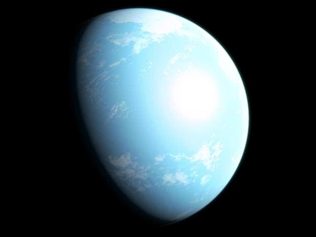 <b>NASA望远镜新发现:距离地球31光年处,可能存在超级地球</b>