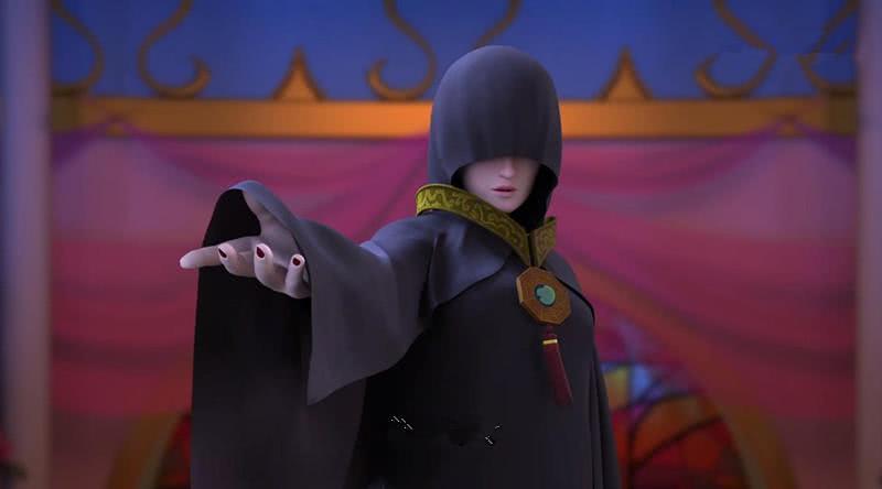 <b>叶罗丽第七季,灵犀阁成员集齐,罗丽家族隐藏着更大的秘密</b>