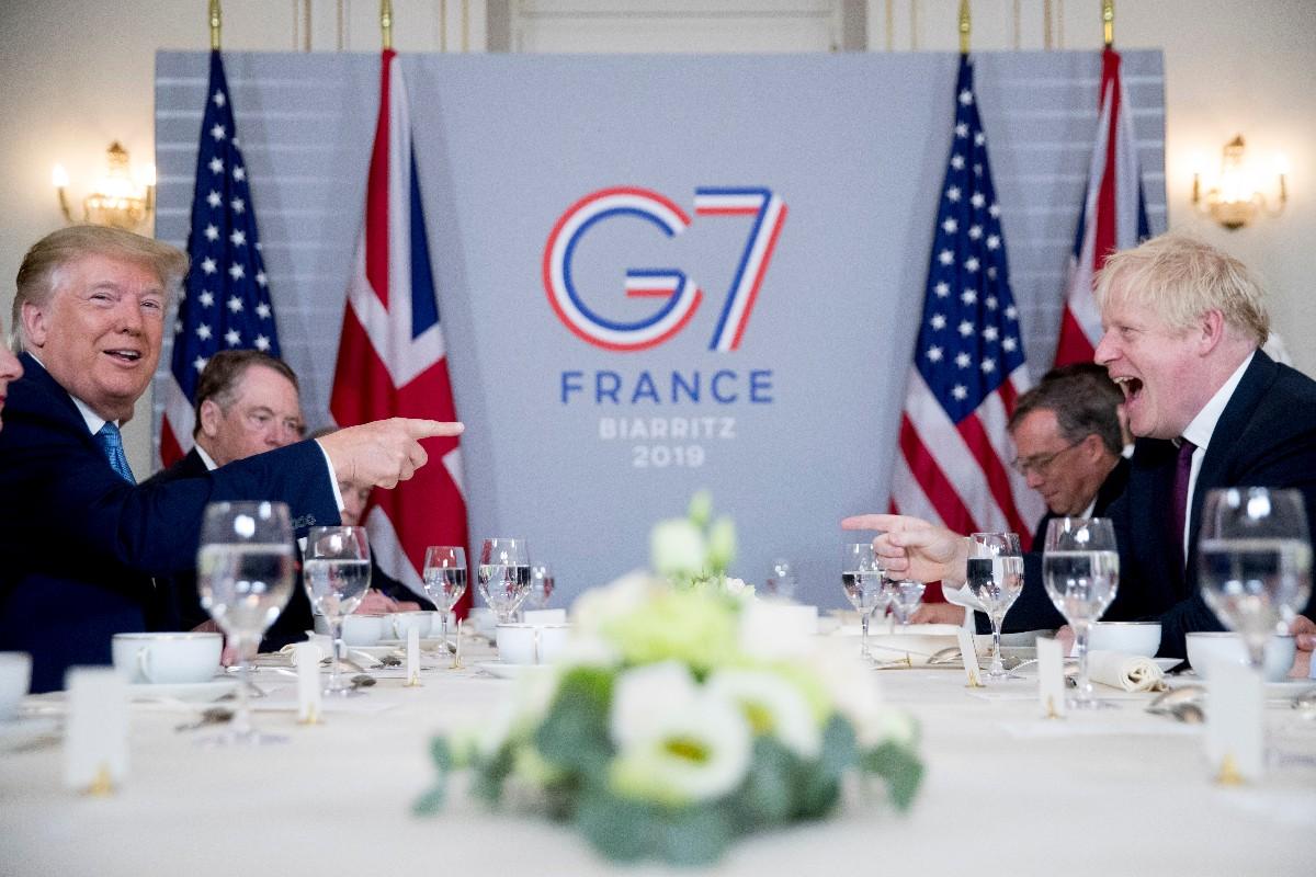 法国媒体认为中美贸易冲突可能出现转机