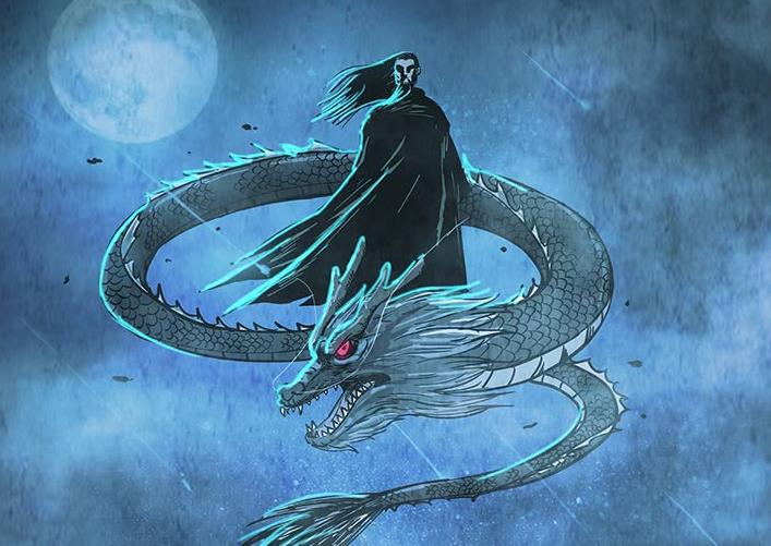 仙山傳奇第65話之《漠北妖龍》