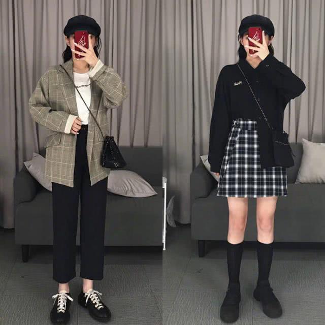 <b>如何搭配出帅酷时尚?可盐可甜了解一下,时髦精就是你</b>