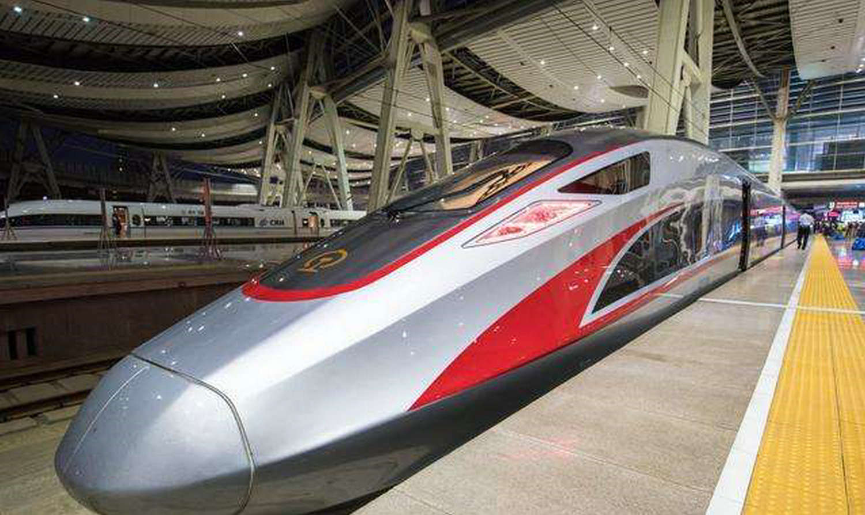 <b>两年一次世界高铁速度排名,中国遥遥领先,其中两个车次全球最快</b>