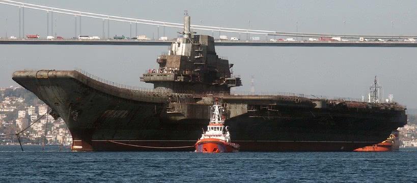 当年帮助我国航母回国,经济危机时,我国为其提供15亿美元援助