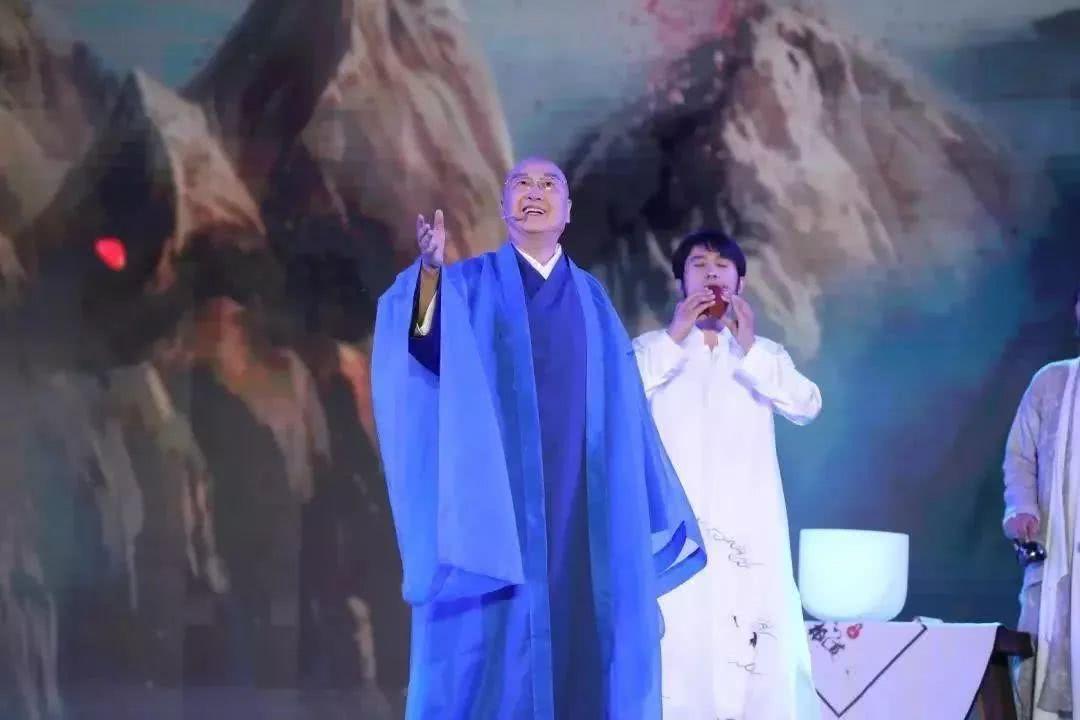如仙如道,着名朗诵表演艺术家乔榛诵读李白的游崂诗