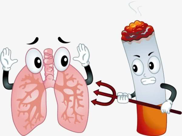 影响肺部健康的四大因素,你占了几样