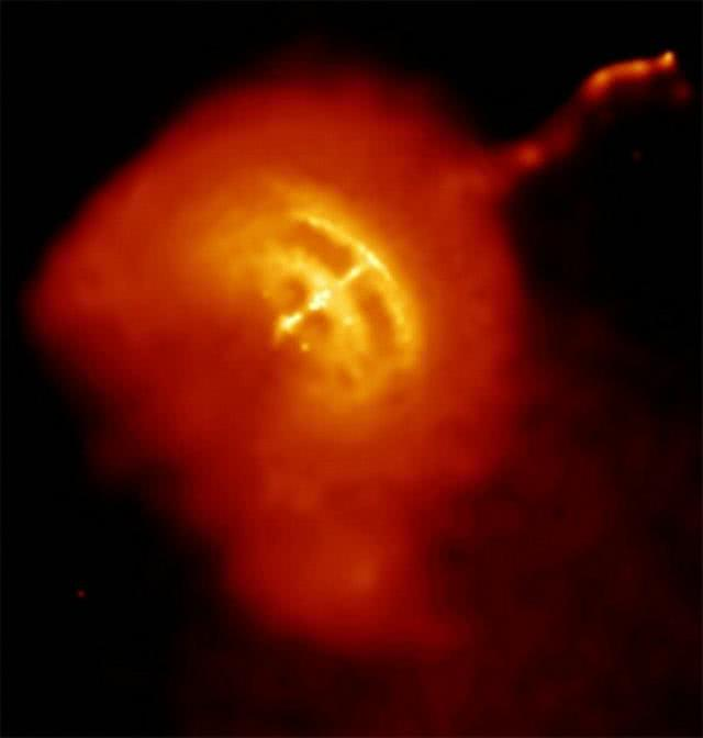 """宇宙中的脉冲星""""故障"""",每秒自转11圈,每隔3年却瞬间加速"""