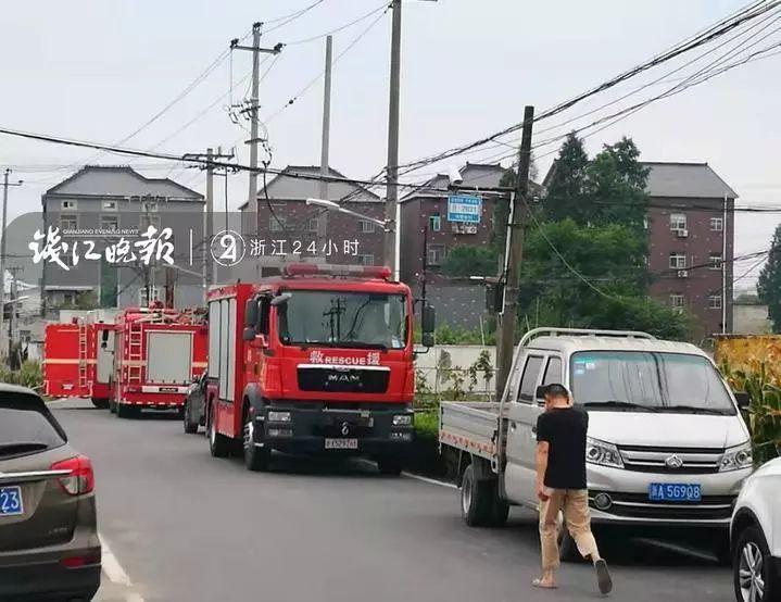 <b>余杭良渚房屋在装修过程中坍塌,被压者已救出</b>