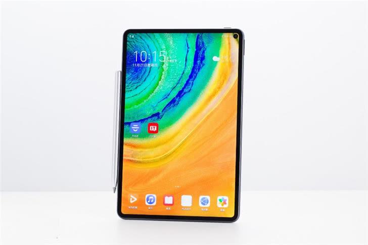 麒麟990+打孔屏,仅售3299的华为MatePad,能干过iPad吗