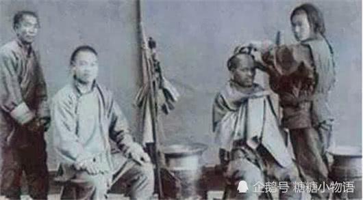 清朝官员不洗头,长辫子到底有多脏?英国传教士拍下老照片