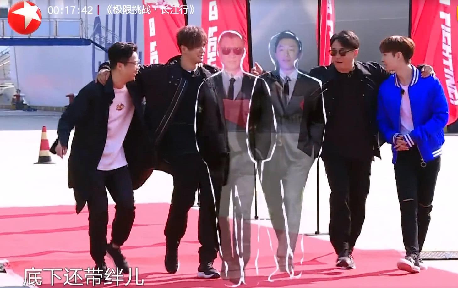 感情淡了?王迅微博晒演出照,男人帮在线互动,只有他没有参与!
