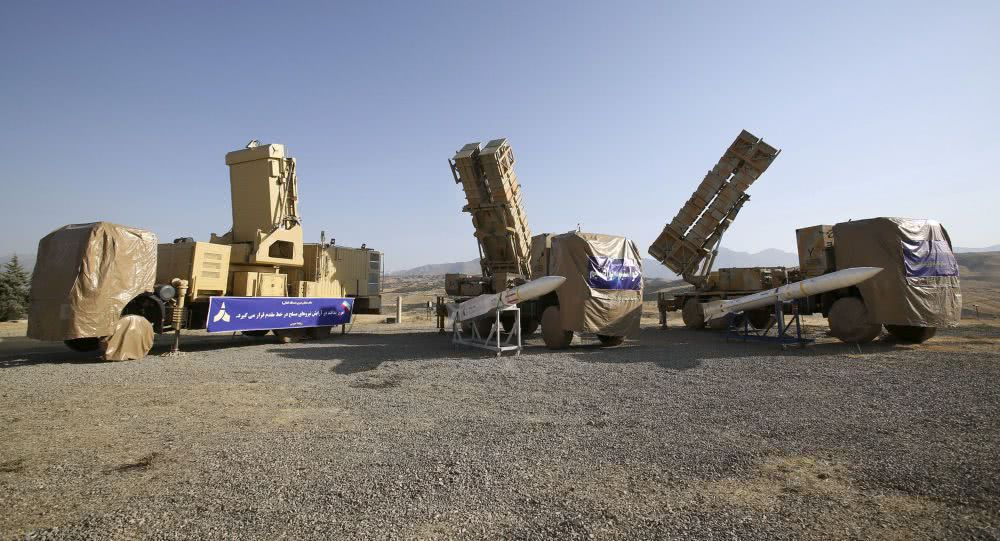 <b>敏感时刻,伊朗公开新式反隐身雷达,号称能锁定美军五代机</b>
