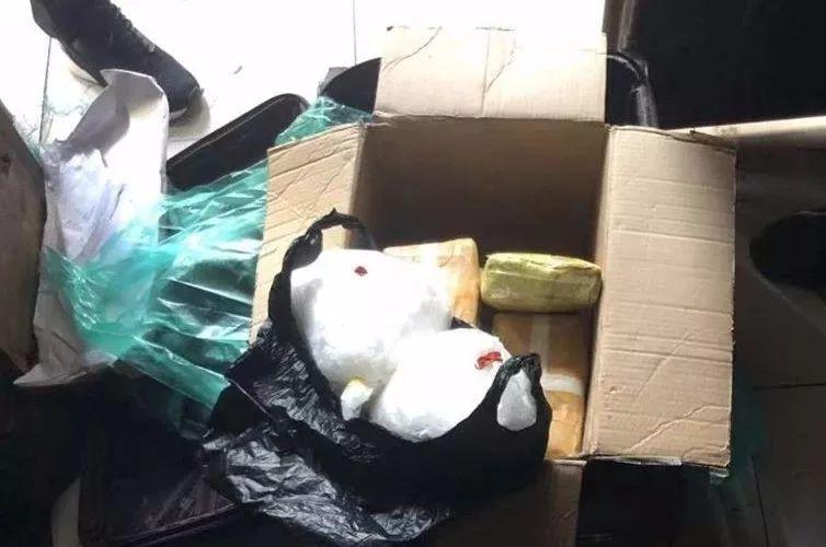 缴毒8公斤!江西破获一起特大跨省运输毒品案