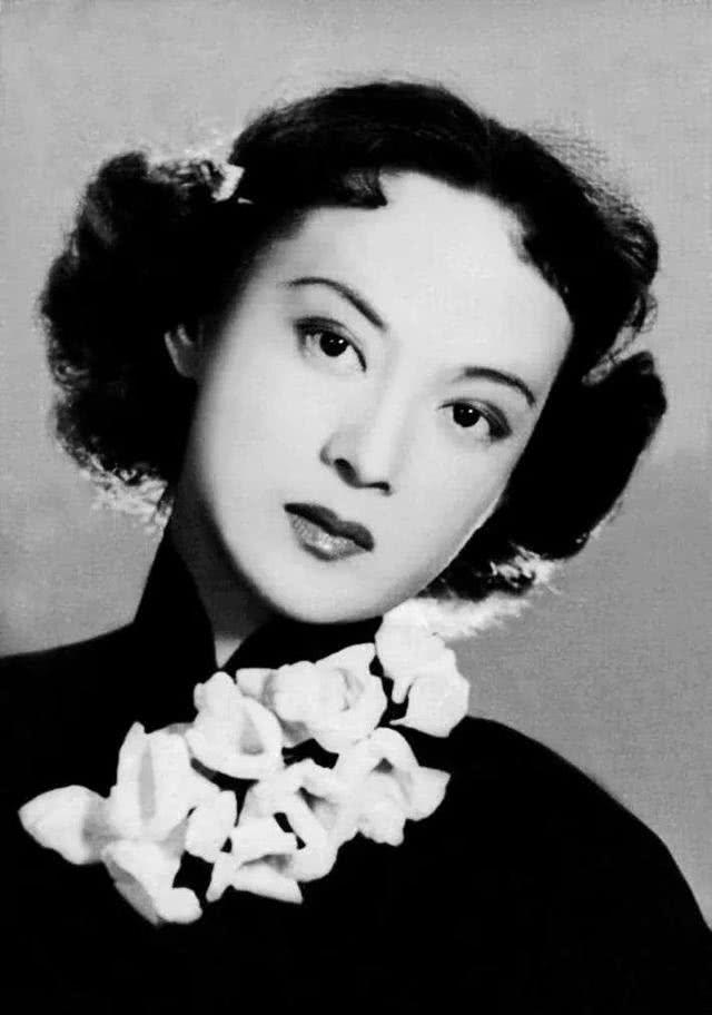 王丹凤:50年代最漂亮的女演员,她的15张美照,惊艳了一个世纪