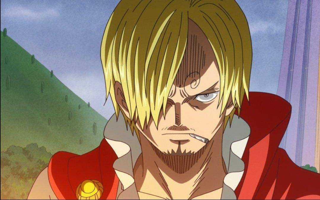 海贼王,山治对上顶尖剑客,会不会被砍断腿