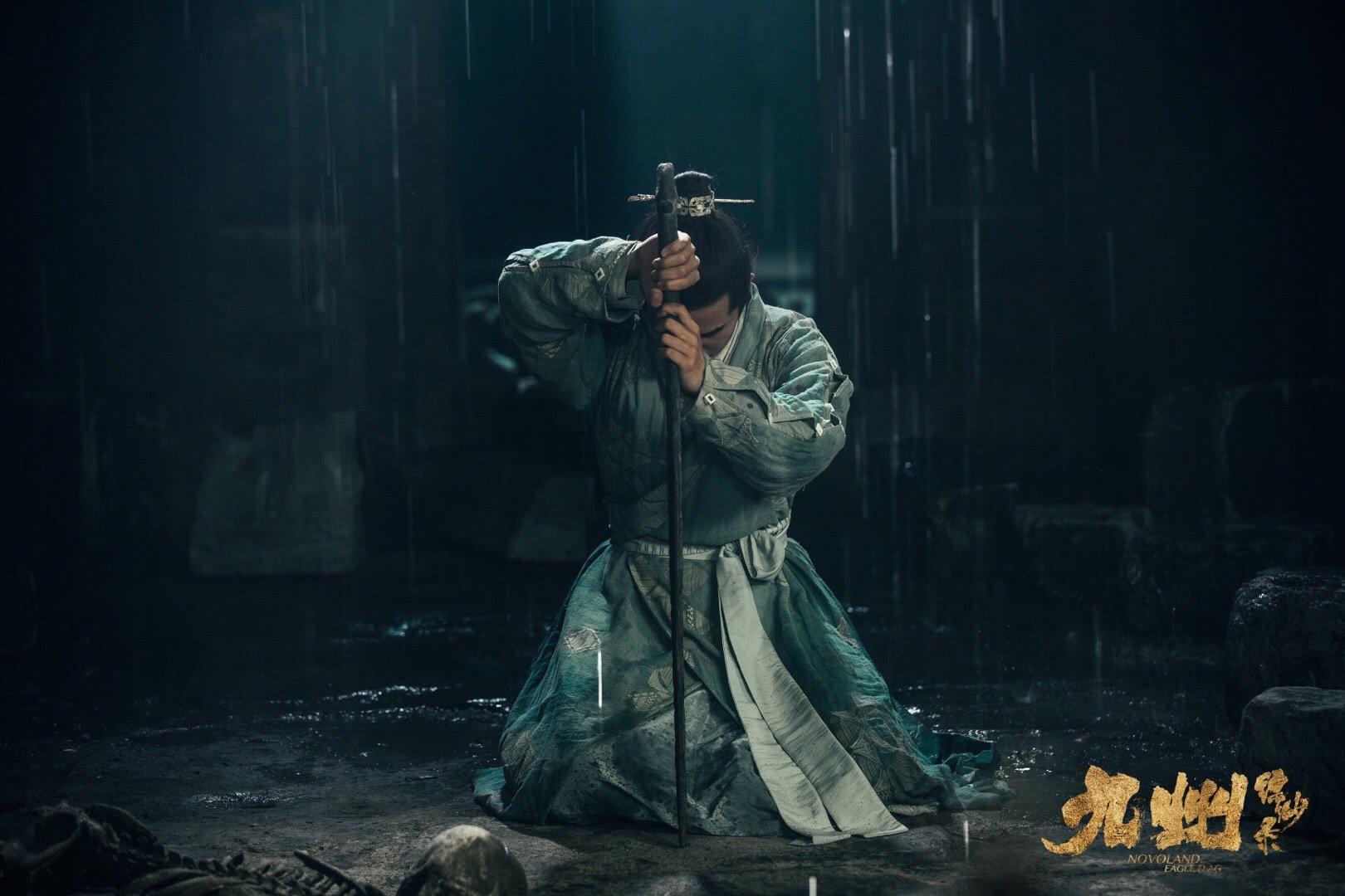 《九州缥缈录》热度不理想,江南被指翻脸不认人,看他本人怎么说