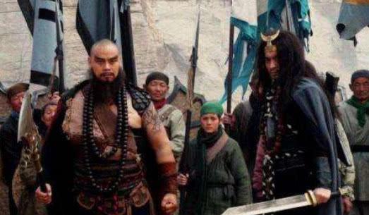 鲁智深曾输给5个人,个个武艺都在他之下,其中3个还是无耻小人