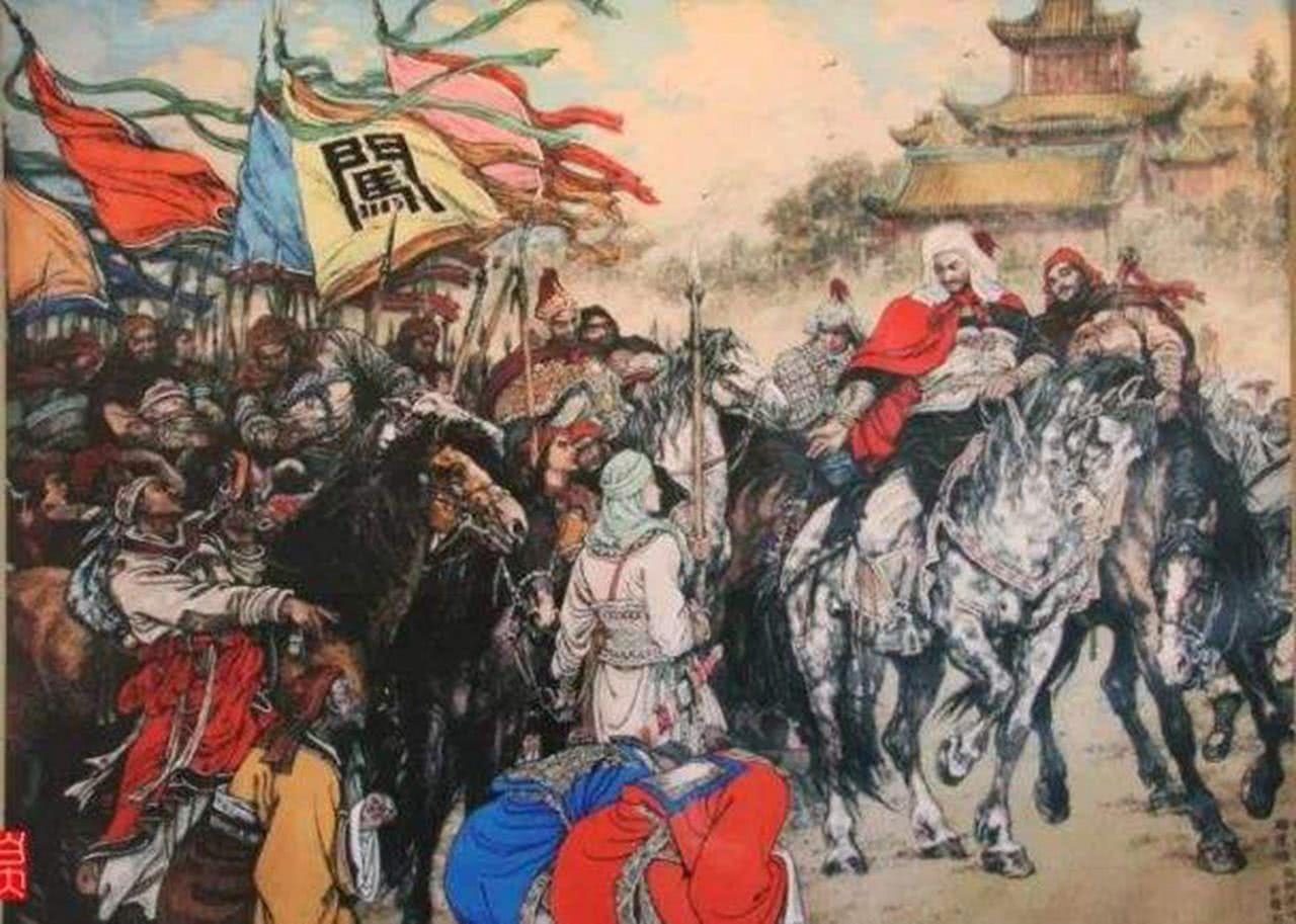 7月26日李自成在九宫山被杀:为什么大顺军遇到清军就垮台?