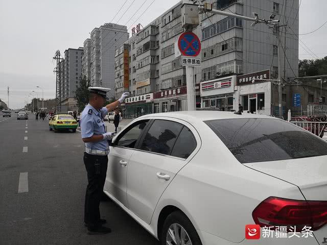 <b>乌市交警多举措治理三屯碑片区交通秩序</b>
