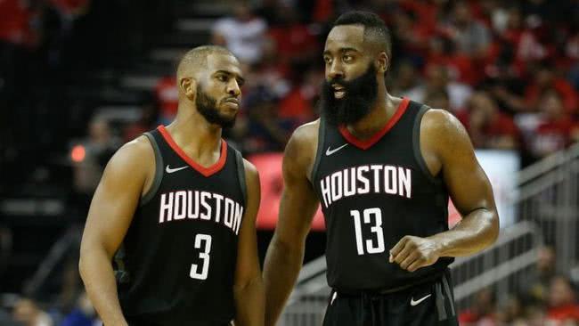 NBA名宿:哈登不散步是火箭成功重要因素大胡子回应与保罗矛盾