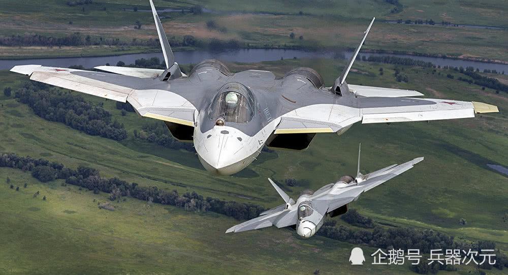 俄军五代机赴中东参战,美国下令F22撤离,值得歼20学习