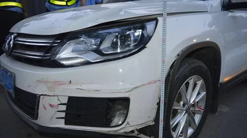 <b>3小时后,这名撞伤老人的肇逃女司机被抓</b>