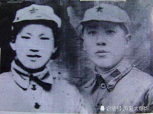 <b>他们是革命伉俪,婚姻生活完全让位于革命事业,58年毫无怨言</b>