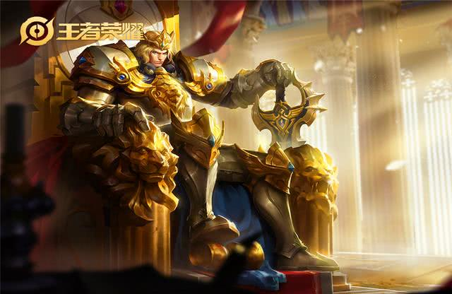 王者荣耀:亚瑟打野流兴起,国服大神推荐!抗压输出都是T1级别
