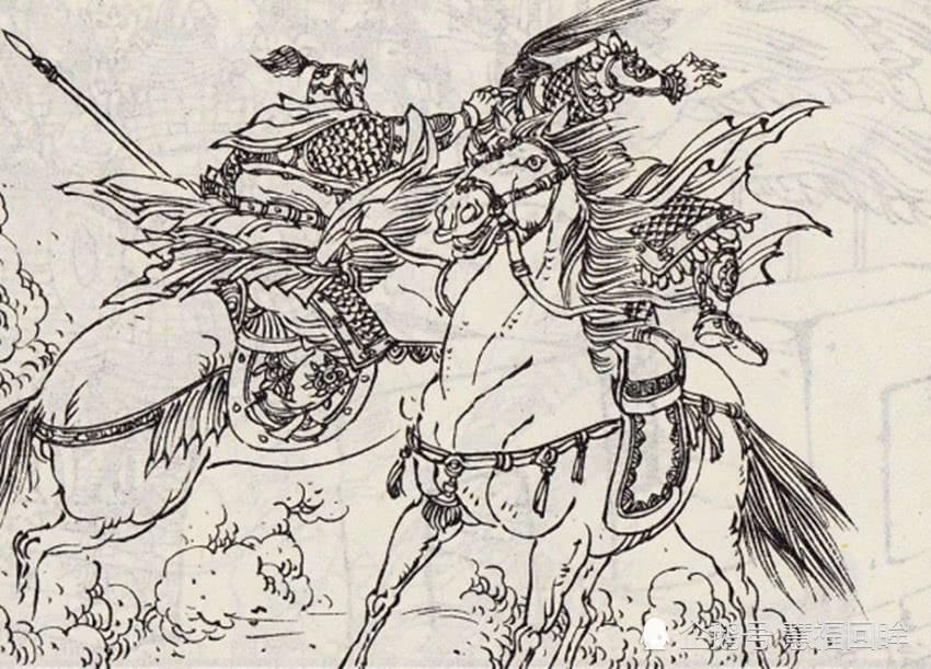 朱元璋最猛虎将:擒一将伤一将斩三将,跟脱脱一打,刀断马伤而逃