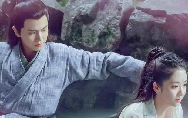 《锦衣之下》严世藩对林菱是真爱,还是得不到的永远在骚动?死前眼神已交代